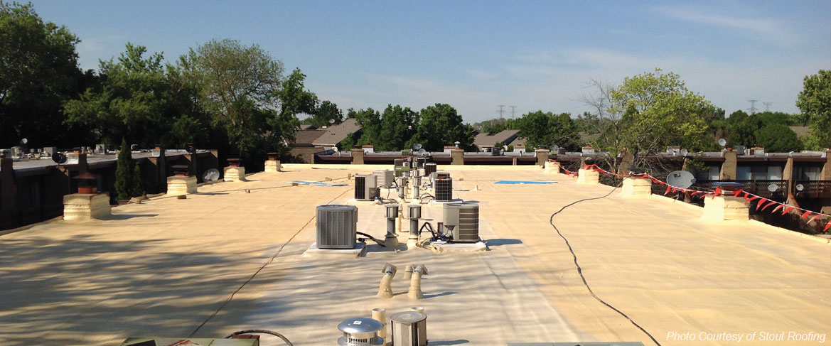 spray foam roofing systems for Oregon